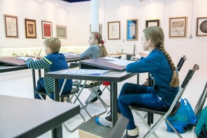 """Children intensive course """"Knowledge of calligraphy"""""""