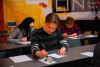 Тотальный диктант в Современном музее каллиграфии