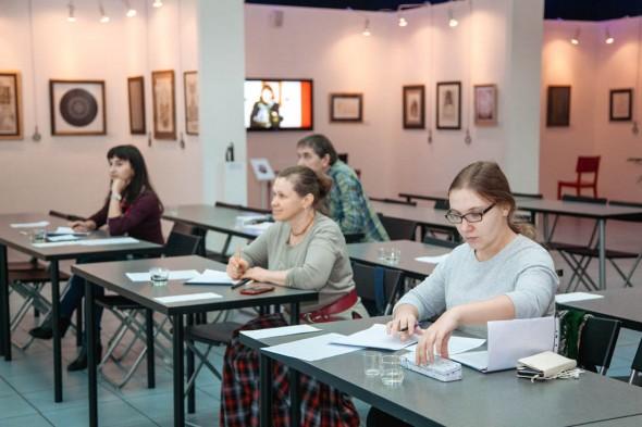 Старт новых курсов в Национальной школе каллиграфии