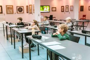 《意大利斜体书法》培训班第一期开班
