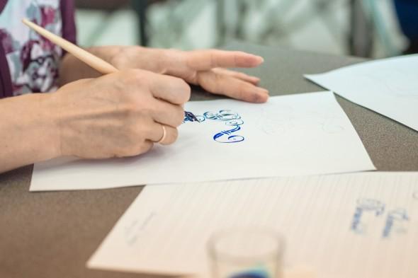 Выпуск курса «Остроконечное перо»