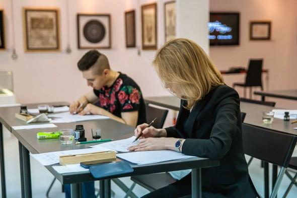 Интенсив «Остроконечное перо», 27-28 марта 2018 г.