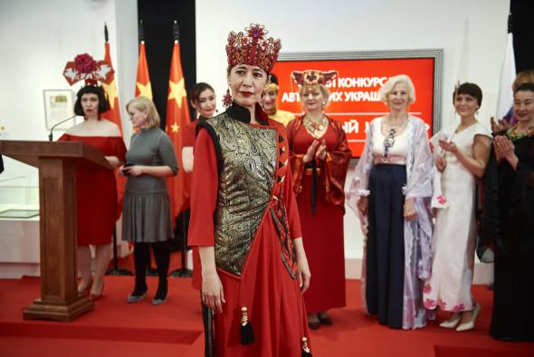 Финал конкурса «Сутажный Китай»