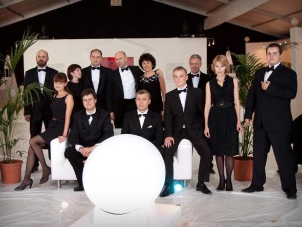 Команда III Международной выставки каллиграфии