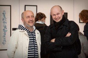 Organizers of the III International Exhibition of Calligraphy.