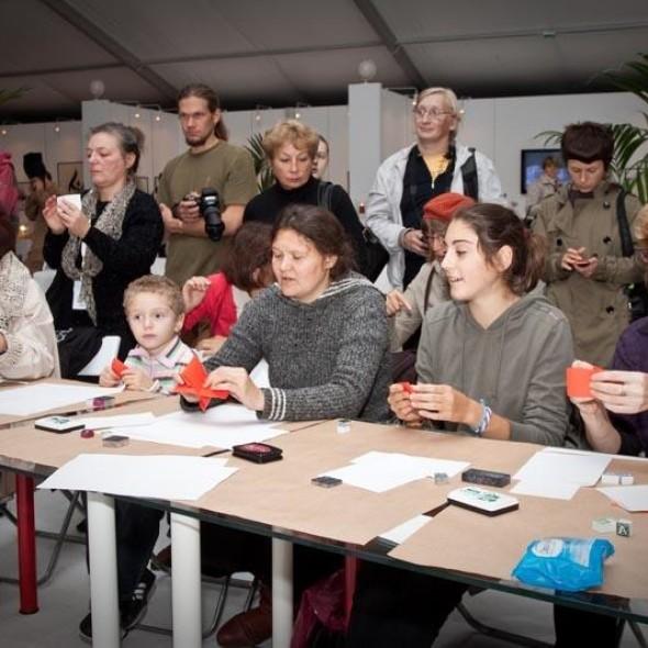 Три дня праздника каллиграфии в Великом Новгороде