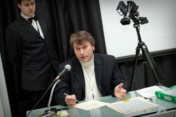 大诺夫哥罗德为期三天的书法节
