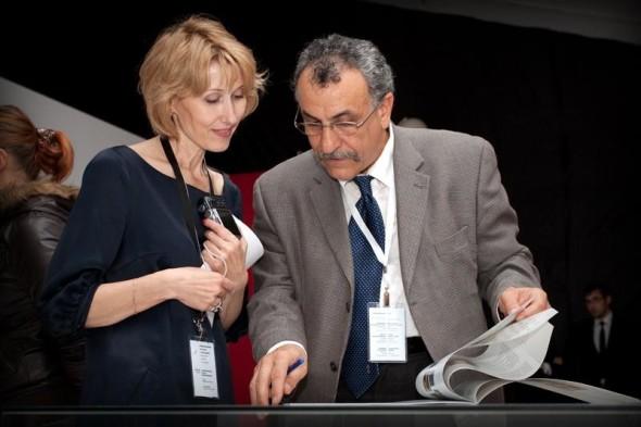 Красивый старт III Международной выставки каллиграфии
