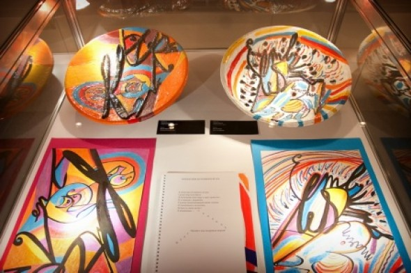 The II International Exhibition of Calligraphy. Final photo essay