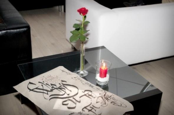 Закрытие II Международной выставки каллиграфии