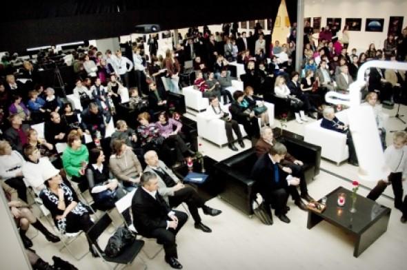 第二届国际书法展闭幕