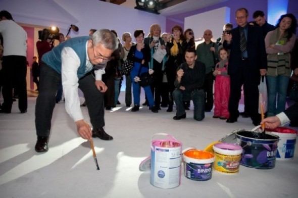 Closing of the II International Exhibition of Calligraphy