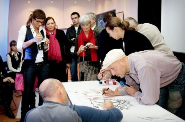 Насыщенная программа выставки в фотографиях