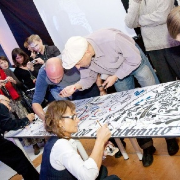 Eventful exhibition programme inphotos