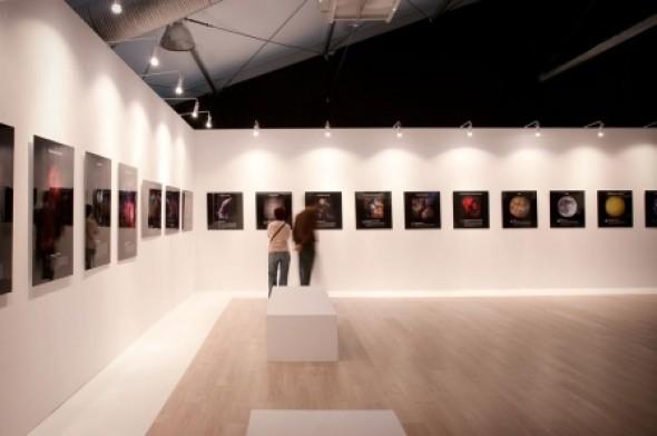 重要展览日程照片集