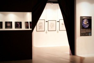 International Exhibition of calligraphy: photo excursion