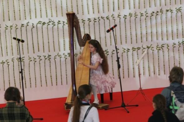 Открытие фестиваля «Сакура»