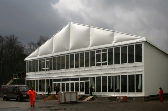 New pavilion for new opportunities