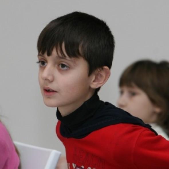 Прекрасные лица детей
