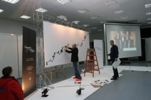 Preparation for a new stage of a great destiny of the Project