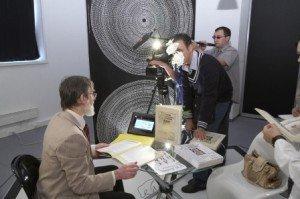 俄罗斯第一家现代书法馆开办