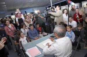 Открытие первого в России Современного музея каллиграфии