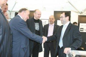 Presentation of the International Exhibition of Calligraphy during EliteLife'2008