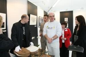 Презентация Международной выставки каллиграфии наEliteLife—2008