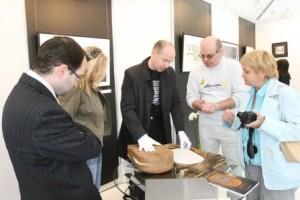 Презентация Международной выставки каллиграфии на EliteLife—2008