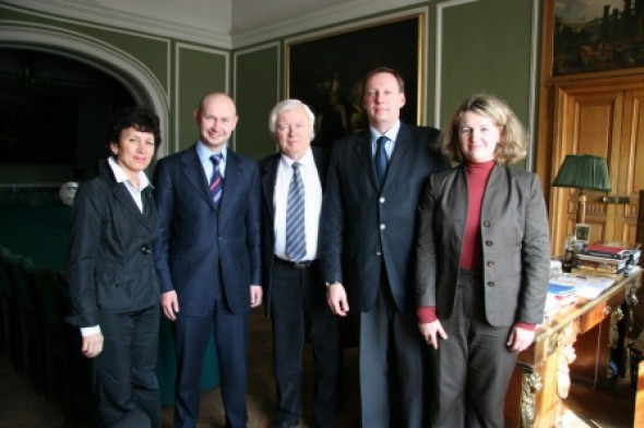 圣彼得堡国际书法展项目团队