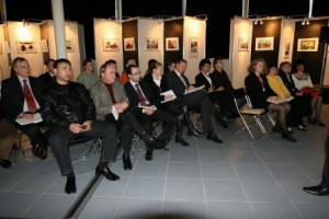 Meeting of the International Exhibition of Calligraphy team