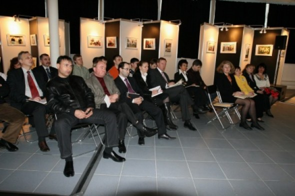 Встреча команды проекта