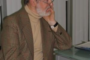 Pyotr Chobitko arrived at MVK office to meet Aleksei Shaburov