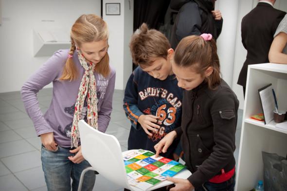 Официальное открытие Национальной школы искусства красивого письма