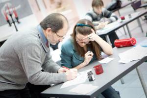 Будни Школы каллиграфии