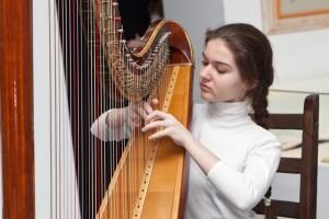 Harp: Baroque to Jazz (Concert)
