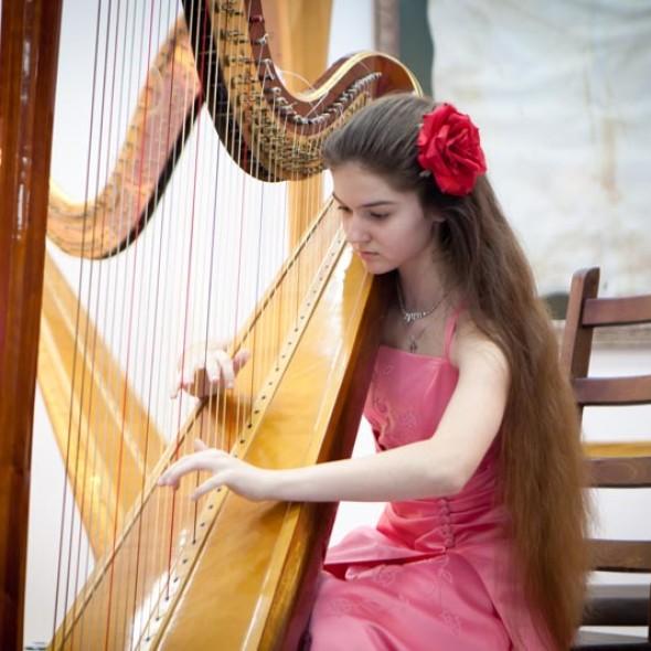 """""""竖琴:从巴洛克到爵士""""音乐会"""