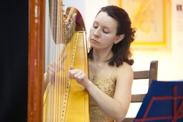Harp: Baroque to Jazz (Concert)
