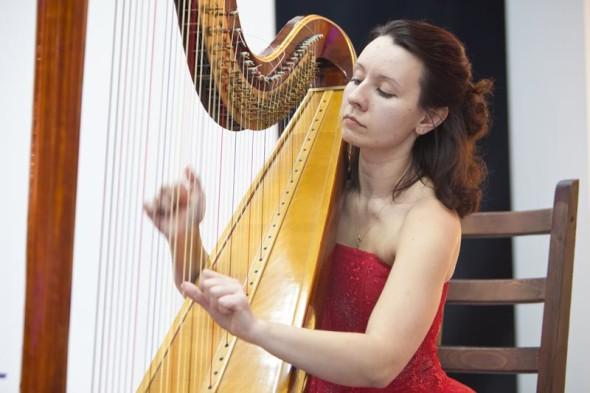Концерт «Арфа: от барокко до джаза»