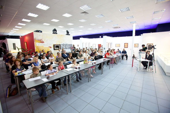 Days of Slavic writing at the Contemporary museum of calligraphy