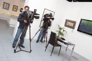 Открытие нового сезона в Современном музее каллиграфии