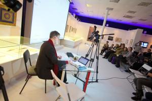 第四届国际书法展开幕