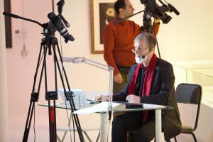Открытие IV Международной выставки каллиграфии