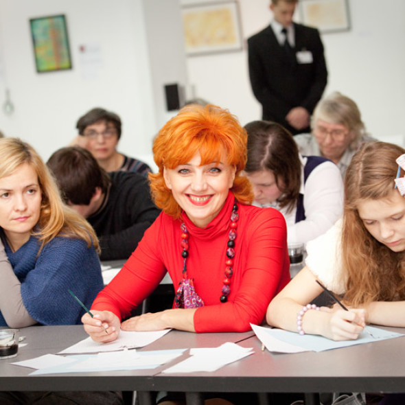 Мастер-классы петербургских каллиграфов