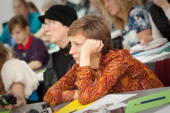 圣彼得堡书法家大师班