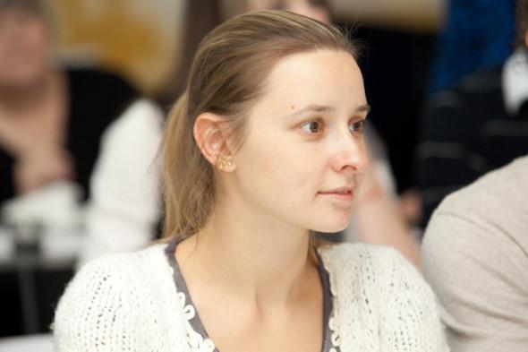 Мастер-класс Екатерины Назаровой