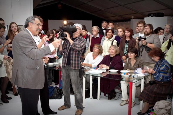 第三届国际书法展,大诺夫哥罗德