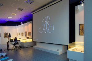 IV International Exhibition of Calligraphy, Moscow
