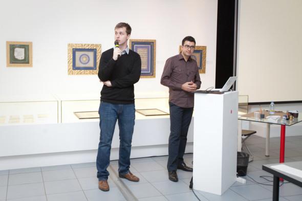 Мастер-классы Бабака Рашванда Хамамло и Егора Лобусова