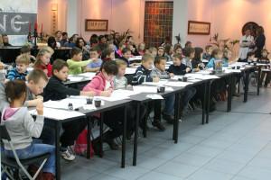 Sunday calligraphy master classes